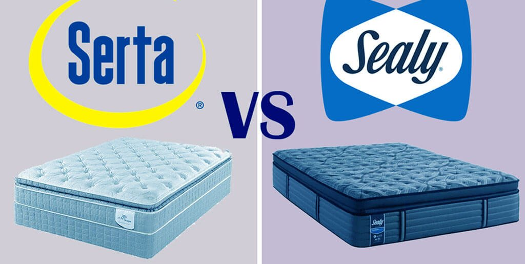 Sealy vs Serta Mattress Review